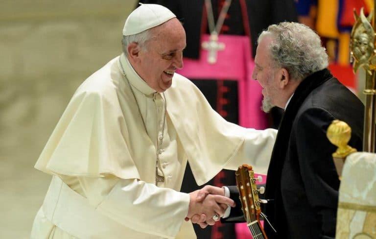 Discurso del Papa Francisco a las familias neocatecumenales.