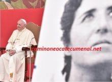 Discurso del Papa Francisco con motivo del 50 aniversario del Camino Neocatecumenal en Tor Vergata, mayo de 2018