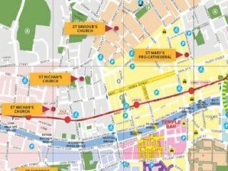 Peregrinación con motivo del EMF 2018 de Dublín: 7 iglesias para descubrir