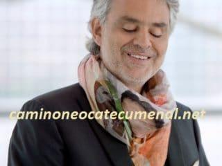 El tenor Andrea Bocelli cantará en el Festival de Familias