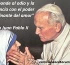 San Juan Pablo II, a los Jóvenes de Madrid 2003