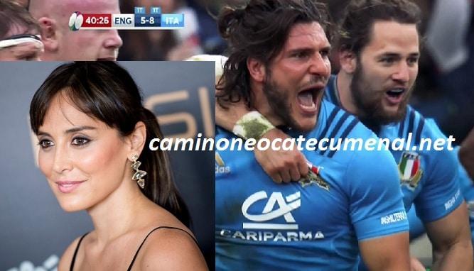 Famosos en el Camino Neocatecumenal, Giovanbattista Venditti y Tamara Falcó