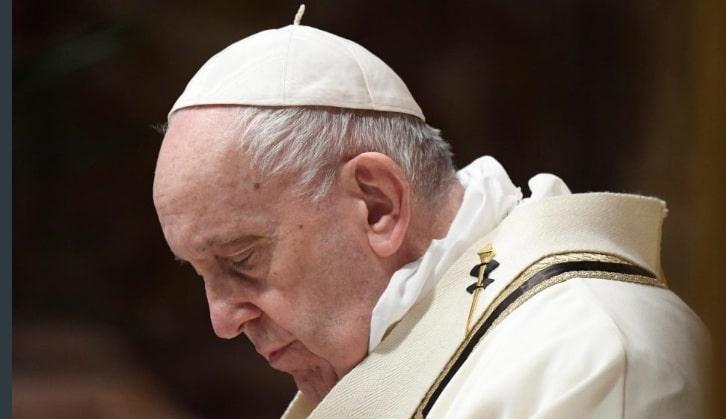 El Papa Francisco reza por el pueblo de Venezuela
